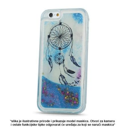 Liquid Dreamcatcher Silikonska Maskica za iPhone 5/5s/SE 38026