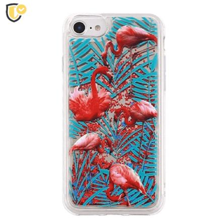 Liquid Flamingo Silikonska Maskica za Galaxy S9 Plus 38071