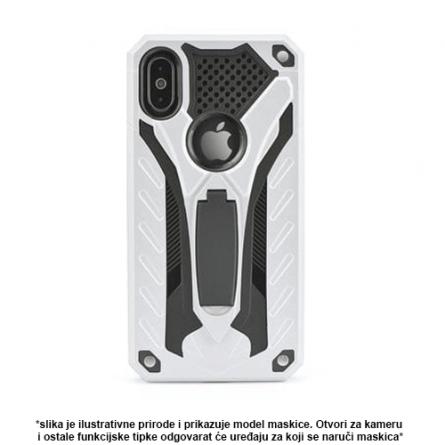 Srebrna Defender Stand Maskica za Galaxy A20 36789