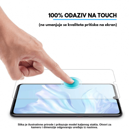Kaljeno Staklo / Staklena Folija za Nokia 6.1 / Nokia 6 (2018) 13782