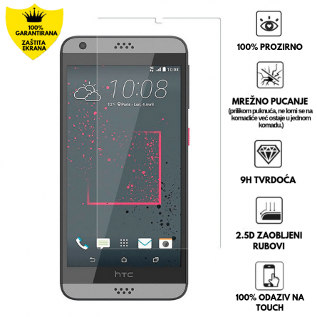Kaljeno Staklo / Staklena Folija za HTC Desire 530 13095