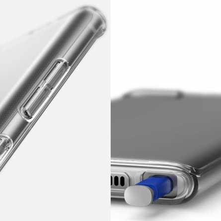 Ringke Air Maskica za Galaxy Note 10 Plus - Prozirna 30256