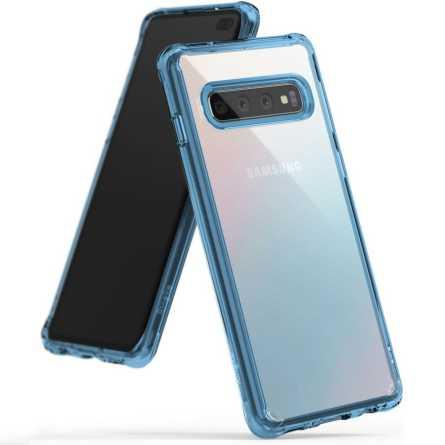 Ringke FUSION Maskica za Galaxy S10 Plus - Blue 30424
