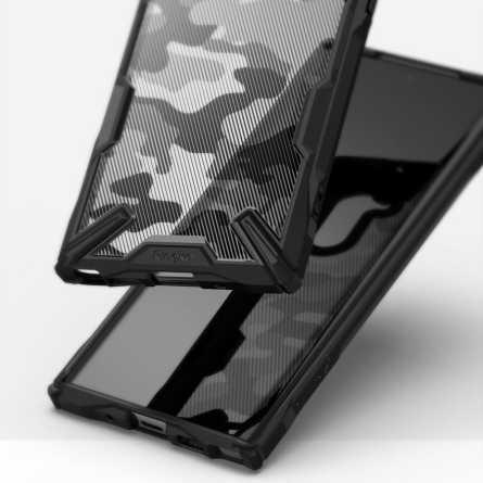 Ringke FUSION X Maskica za Galaxy Note 10 - Black 30219