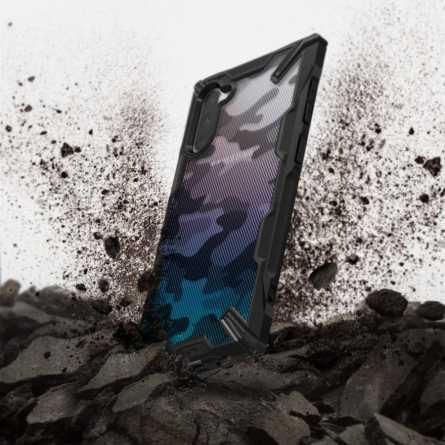 Ringke FUSION X Maskica za Galaxy Note 10 - Black 30222