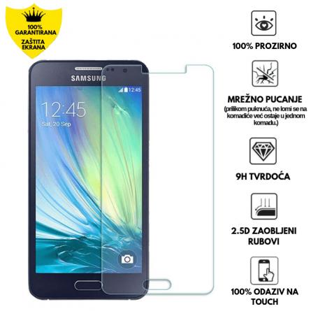 Kaljeno Staklo / Staklena Folija za Samsung Galaxy A3 9241