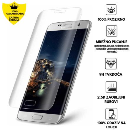 Kaljeno Staklo / Staklena Folija za Samsung Galaxy S7 edge 9160