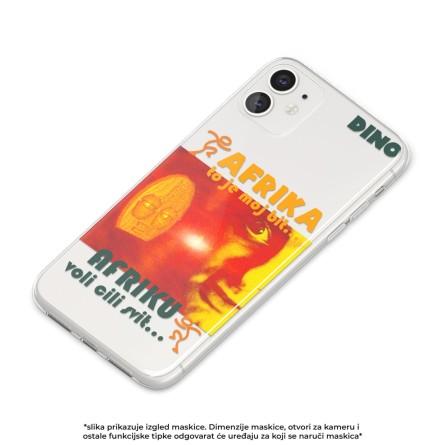 Silikonska Maskica - ''Afrika'' - CS07 121587