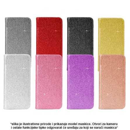 Glitter Preklopna futrola za Galaxy A40 - Više boja 126486