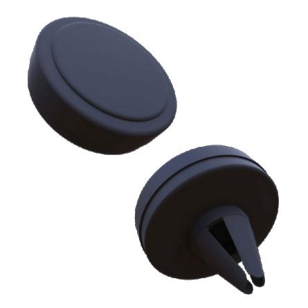 Univerzalan Magnetni Držač Mobitela - Za Ventilaciju 31195