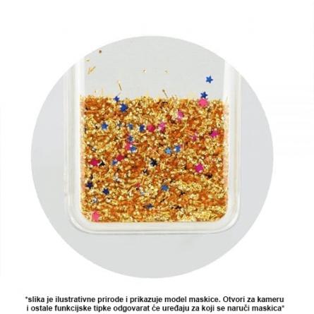 Sand Liquid Glitter Silikonska Maskica za Xperia XA2 38002