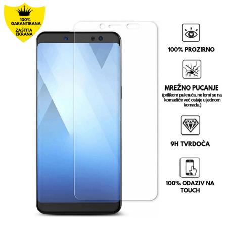Kaljeno Staklo / Staklena Folija za Galaxy A8 (2018) 139907
