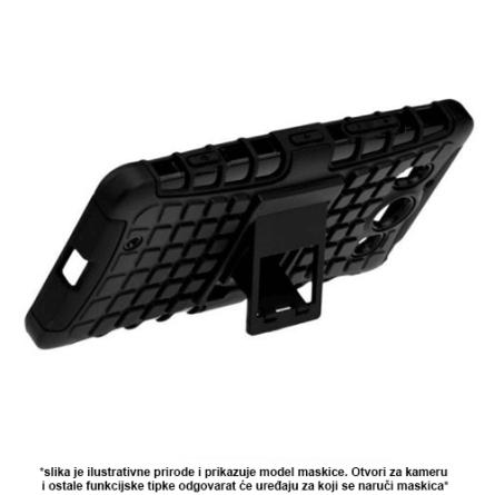 Defender Maskica za iPhone X/XS - Crna 44536