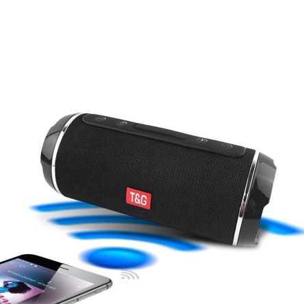 T&G Bluetooth Zvučnik TG116 - Crni 131244