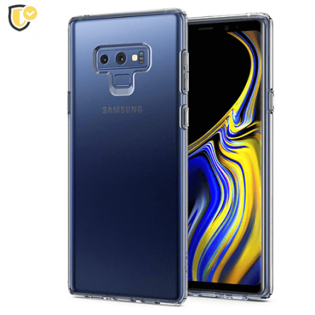 Ultra tanka Prozirna Silikonska maskica za Galaxy Note 9 31461
