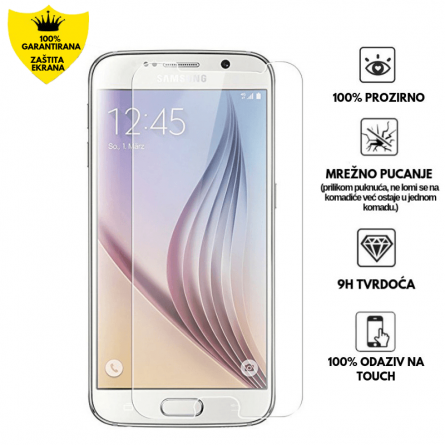Kaljeno Staklo / Staklena Folija za Galaxy S6 139824