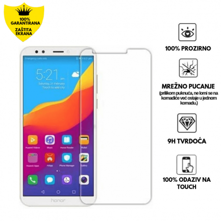 Kaljeno Staklo / Staklena Folija za Huawei Honor 7 Play / Honor 7s 139898