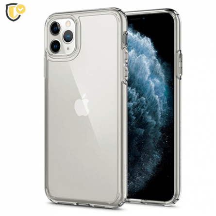 Ultra tanka Prozirna Silikonska maskica za iPhone 11 Pro 31269