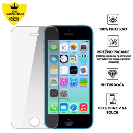 Kaljeno Staklo / Staklena Folija za Apple iPhone 5c 139940