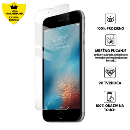 Kaljeno Staklo / Staklena Folija za Apple iPhone 6 Plus/6s Plus 139938