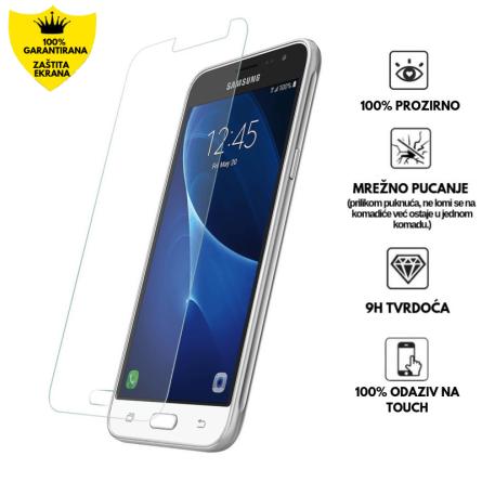 Kaljeno Staklo / Staklena Folija za Samsung Galaxy J3 (2016) 139943