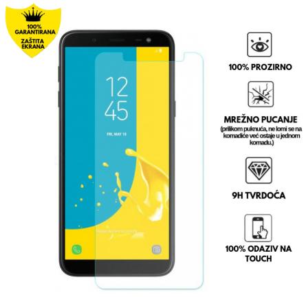 Kaljeno Staklo / Staklena Folija za Samsung Galaxy J6 (2018) 139883