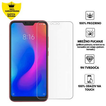 Kaljeno Staklo / Staklena Folija za Xiaomi Mi A2 Lite 139854