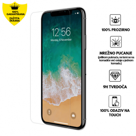 Kaljeno Staklo / Staklena Folija za Apple iPhone XR 139871