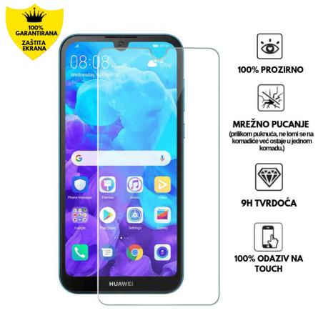 Kaljeno Staklo / Staklena Folija za Huawei Y5 (2019) 139808