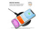 3D Obostrana Prozirna Maskica za iPhone XR 34379