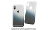 3u1 Dvobojna Maskica sa Šljokicama za iPhone X/XS - Više boja 38472