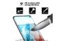 3D Zaobljeno Kaljeno Staklo za P Smart (2019) 33995