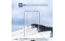 3D Zaobljeno Kaljeno Staklo za Galaxy A40 34018