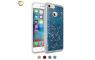 Liquid Glitter Stars Silikonska Maskica za Galaxy S8 - Više boja 37608