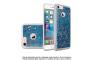 Liquid Glitter Stars Silikonska Maskica za Galaxy A40 - Više boja 37539