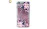 Liquid Pink Flower Silikonska Maskica za P20 Pro 37941