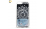 Liquid Black Mandala Silikonska Maskica za Galaxy S6 38065