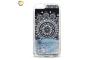 Liquid Black Mandala Silikonska Maskica za iPhone 7/8 38066
