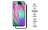 3D Zaobljeno Kaljeno Staklo za Galaxy A40 34020
