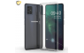 Ultra tanka Prozirna Silikonska maskica za Galaxy A51 31502