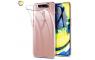 Ultra tanka Prozirna Silikonska maskica za Galaxy A80 31498