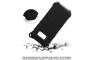 Beeyo Protector Silikonska maskica za Samsung Galaxy Note 8 - Crna 44456